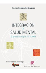 E-book Integración y salud mental
