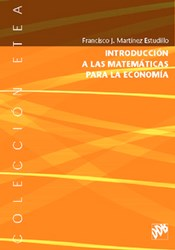 E-book Introducción A Las Matemáticas Para La Economía