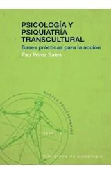 E-book Psicología y psiquiatría transcultural