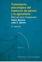 E-book Tratamiento psicológico del Trastorno de Pánico y la Agorafobia