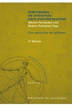 E-book Habilidades de entrevista para psicoterapeutas