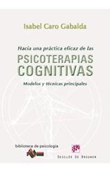 E-book Hacia una práctica eficaz de las psicoterapias cognitivas