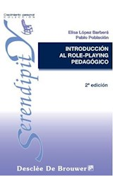 E-book Introducción al Role-playing pedagógico