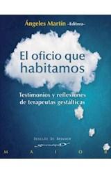 E-book El oficio que habitamos