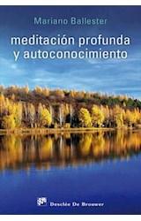 E-book Meditación profunda y autoconocimiento