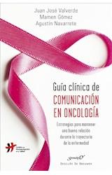 E-book Guía clínica de comunicación en oncología