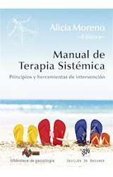 E-book Manual de Terapia Sistémica