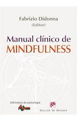 E-book Manual clínico de MIndfulness