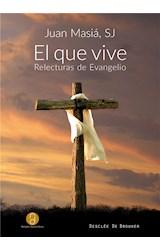 E-book El que vive. Relecturas de evangelio