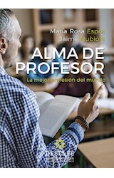 E-book Alma de profesor. La mejor profesión del mundo