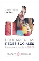 E-book Educar en las redes sociales. Programa preventivo PRIRES