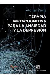 E-book Terapia Metacognitiva para la ansiedad y la depresión