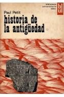 Papel HISTORIA DE LA ANTIGUEDAD
