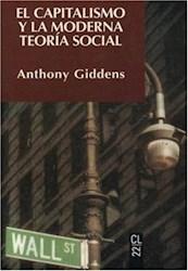 Papel Capitalismo Y La Moderna Teoria Social