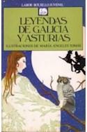 Papel LEYENDAS DE GALICIA Y ASTURIAS [A PARTIR DE 10 AÑOS]