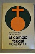 Papel CAMBIO FEUDAL (SIGLOS X AL XII) EL