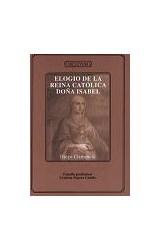 Papel Elogio de la Reina Católica Doña Isabel