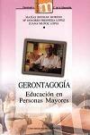 Papel Gerontagogía : Educación En Personas Mayores
