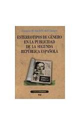 Papel ESTEREOTIPOS DE GENERO EN LA PUBLICIDAD DE LA SEGUNDA REPUBL