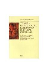 Papel TEORIA Y DIDACTICA DEL PATRIMONIO CULTURAL CRISTIANO