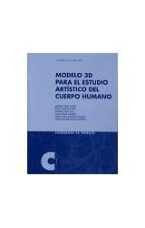 Papel Modelo 3D para el estudio artístico del cuerpo humano