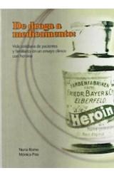 Papel De droga a medicamento