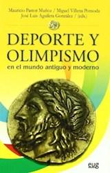 Papel Deporte y olimpismo en el mundo antiguo y moderno