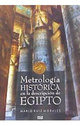 Papel METROLOGIA HISTORICA EN LA DESCRIPCION DE EGIPTO