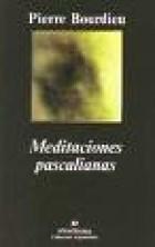 Papel MEDITACIONES PASCALIANAS