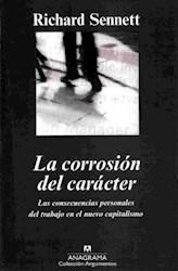 Papel Corrosion Del Caracter, La