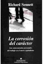 Papel LA CORROSION DEL CARACTER