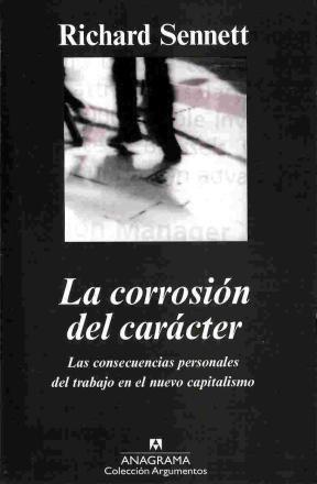 Papel La Corrosión Del Carácter