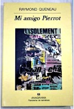 Papel MI AMIGO PIERROT                      -PN280
