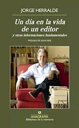 Libro Un Dia En La Vida De Un Editor