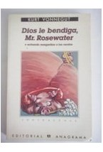 Papel DIOS LE BENDIGA,MR. ROSEWATER         -CO098