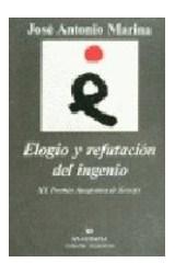 Papel ELOGIO Y REFUTACION DEL INGENIO