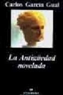Papel ANTIGUEDAD NOVELADA (COLECCION ARGUMENTOS 165)