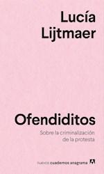 Libro Ofendiditos