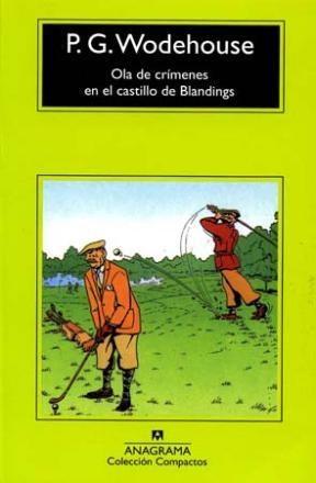 Papel Ola De Crímenes En El Castillo De Blandings
