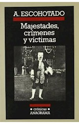 Papel MAJESTADES, CRIMENES Y VICTIMAS       -CR007