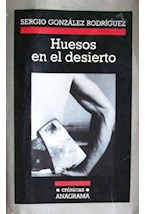 Papel HUESOS EN EL DESIERTO