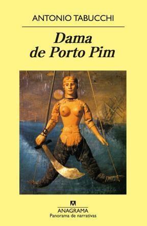 Papel Dama De Porto Pim