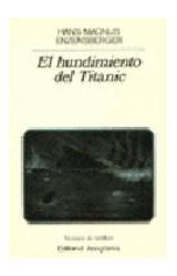 Papel HUNDIMIENTO DEL TITANIC EL            -PN090