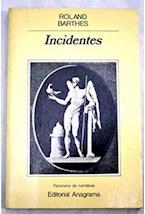 Papel INCIDENTES                            -PN112