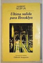 Papel ULTIMA SALIDA PARA BROOKLYN           -PN147