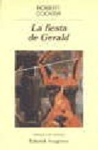 Papel FIESTA DE GERALD, LA                  -PN194