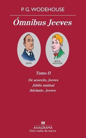 E-book Ómnibus Jeeves (Tomo Ii)