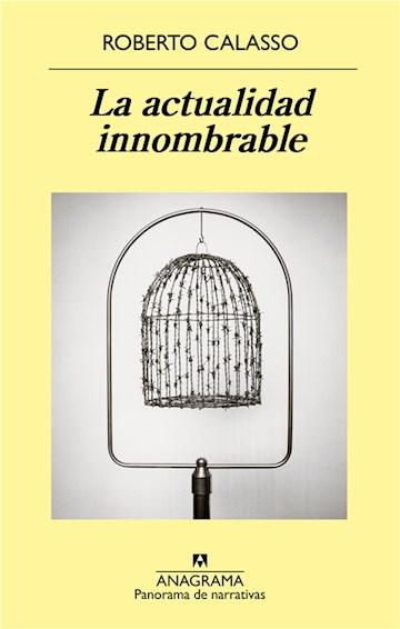 E-book La Actualidad Innombrable