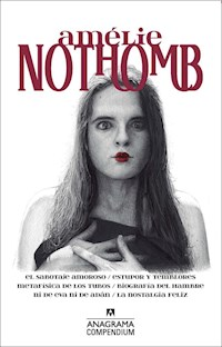 Libro Amelie Nothomb
