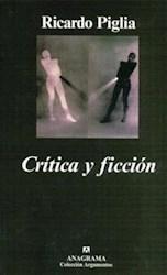 Libro Critica Y Ficcion